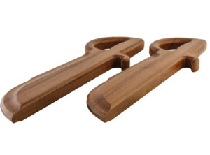 Butterfly swords made in Teak